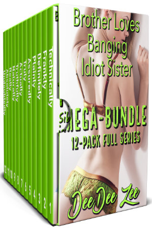 Brother Loves Banging Idiot Sister Mega-Bundle