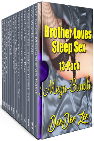 Brother Loves Sleep Sex Mega-Bundle (13-Pack Full Series)