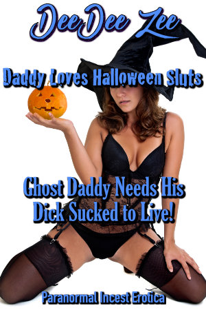 Ghost Daddy Needs His Dick Sucked to Live!