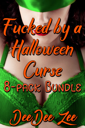 Fucked by a Halloween Curse 8-Pack Bundle