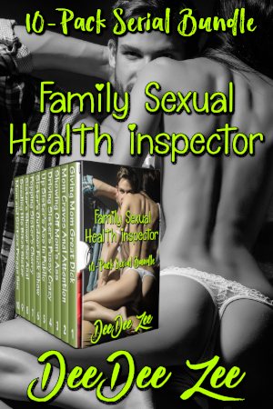 Family Sexual Health Inspector 10-Pack Serial Bundle