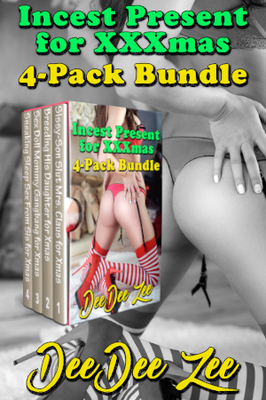Incest Present for XXXmas 4-Pack Bundle