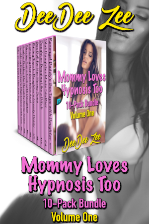 Mommy Loves Hypnosis Too 10-Pack Bundle Volume One