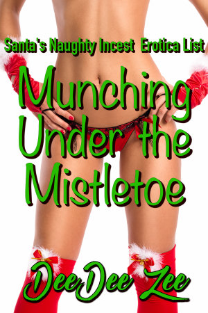 Munching Under the Mistletoe