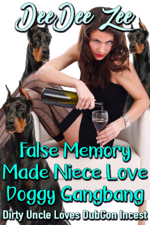 False Memory Made Niece Love Doggy Gangbang