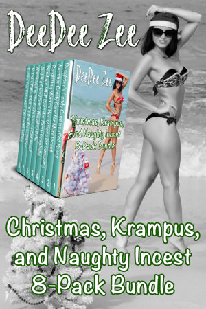 Christmas, Krampus, and Naughty Incest 8-Pack Bundle