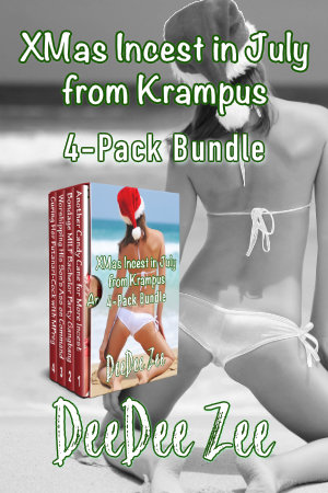 XMas Incest in July from Krampus 4-Pack Bundle