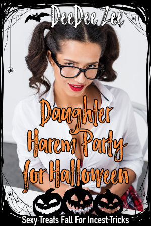 Daughter Harem Party for Halloween