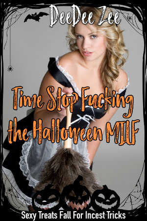 Time Stop Fucking the Halloween MILF