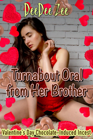 Turnabout Oral from Her Brother